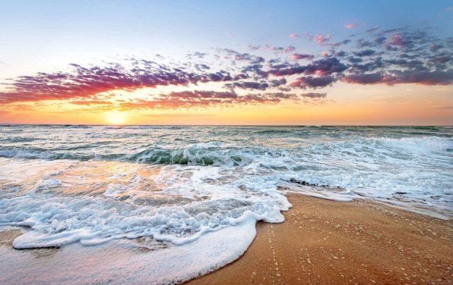 Louisiana Beaches Rutherford Beach