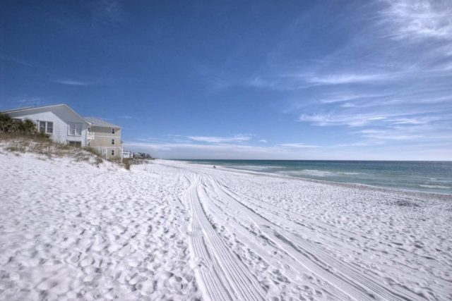 Louisiana Beaches in Grayton Beach