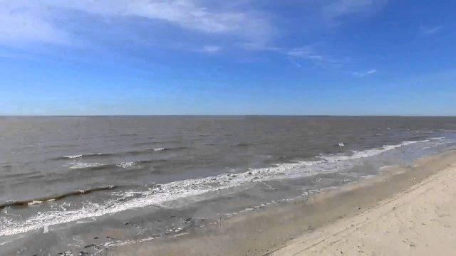 North Beach Louisiana Beaches