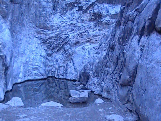 Phoenix Hiking Waterfall Trail Regional Park