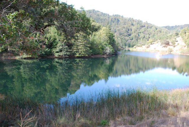 Phoenix Lake Hiking Trail Arizona