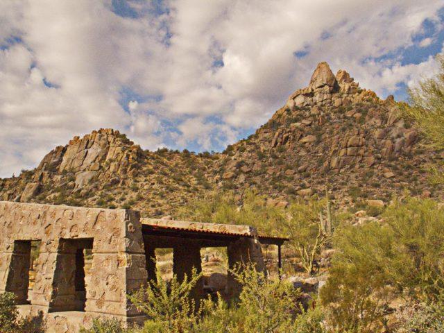 Pinnacle Peak Trail in North Phoenix Hiking