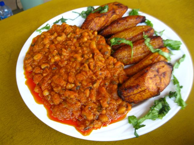 Red Red Ghanaian Food