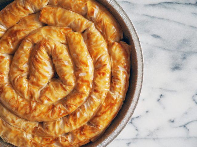 Sweet Borek – A Popular Dessert Snack