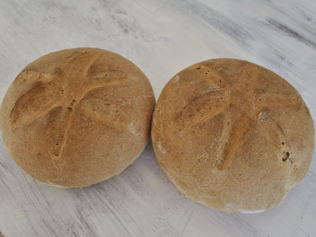 Ancient Roman Bread Food for Breakfast Meals