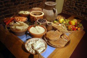 Ancient Roman Foods