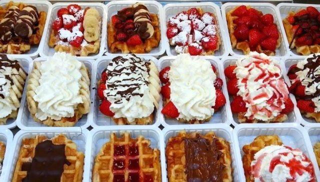 Belgium Food