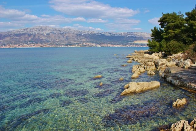 Bene Split Croatia Beach