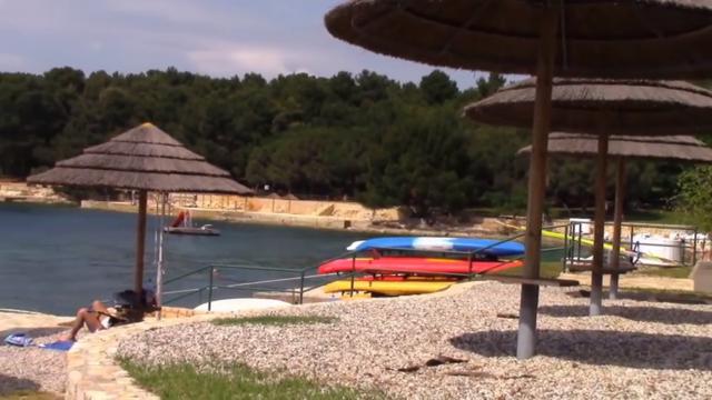 Best Brulo Beach in Croatia