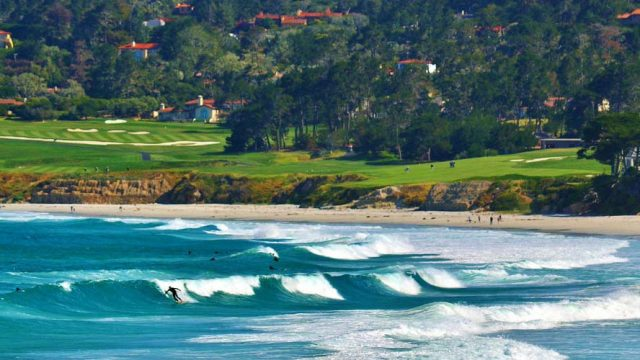 Carmel Weekend Getaways Northern California