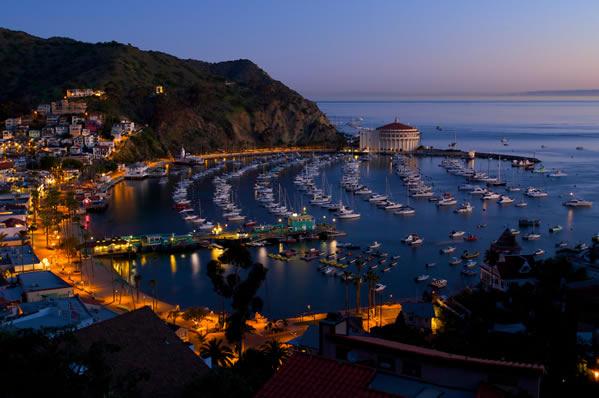 Catalina Island Weekend Family Getaway California