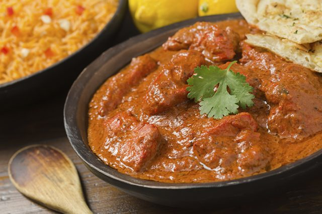 Chicken Tikka Masala Best British Dish