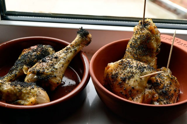 Famous Dormouse Roman Delicacy Chicken Drumsticks
