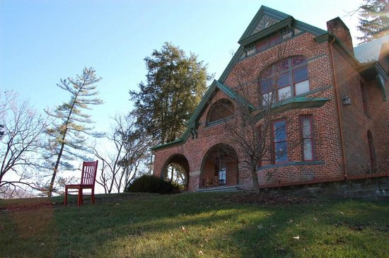 Haunted Tennessee Mountain City Prospect Hill Bed & Breakfast