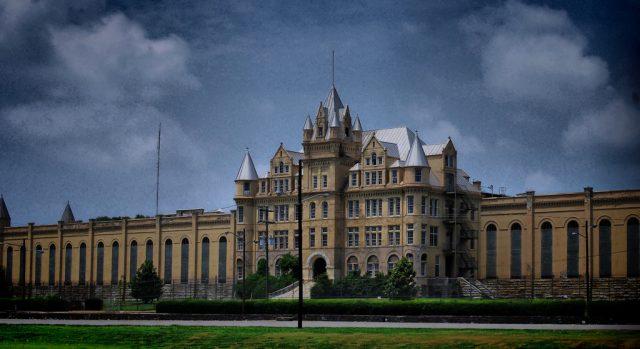 Haunted Tennessee State Prison Nashville