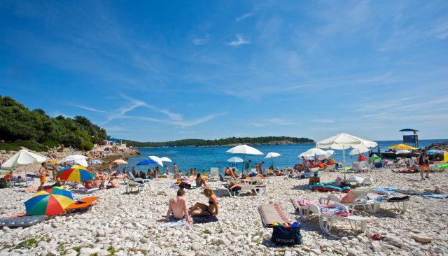 Histria Beach in Croatia