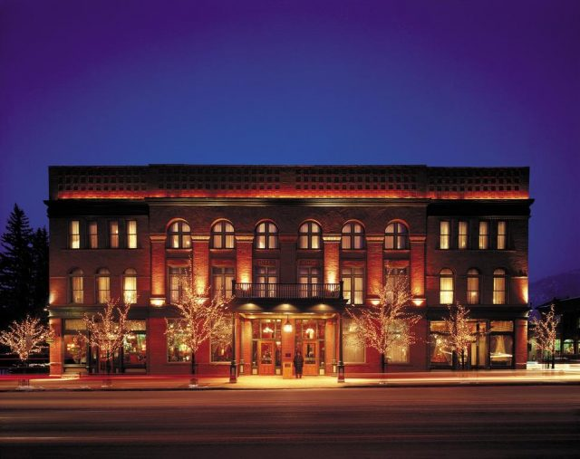 Hotel Jerome Haunted in Colorado