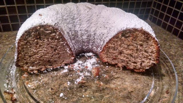 Irish Chocolate Potato Cake – Centuries-Old Paleo Dessert