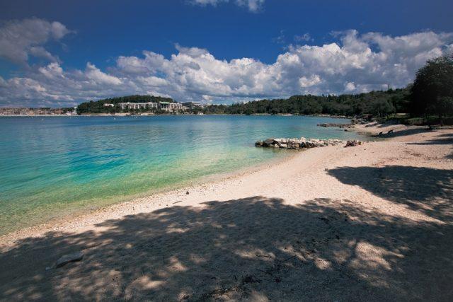 Lone Bay Beach Croatia