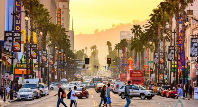 Los Angeles Weekend Family Getaway California