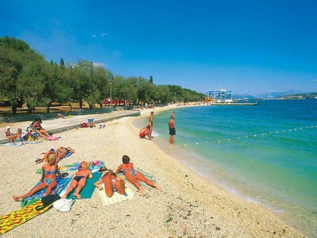 Medena Best Beach in Croatia