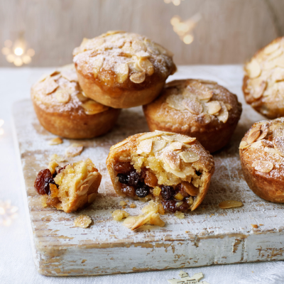 Mince Pie British Christmas Food Tradition