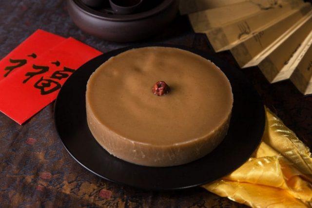 Nian Gao Chinese New Year's Dessert
