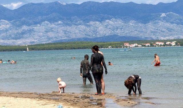 Ninska Laguna Beach Nin Croatia
