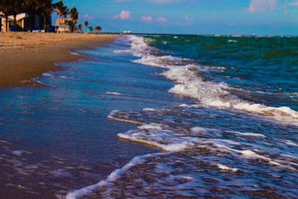 North Beach in Texas