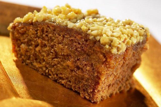 Oatmeal Cake Northern Irish Gluten-free Dessert