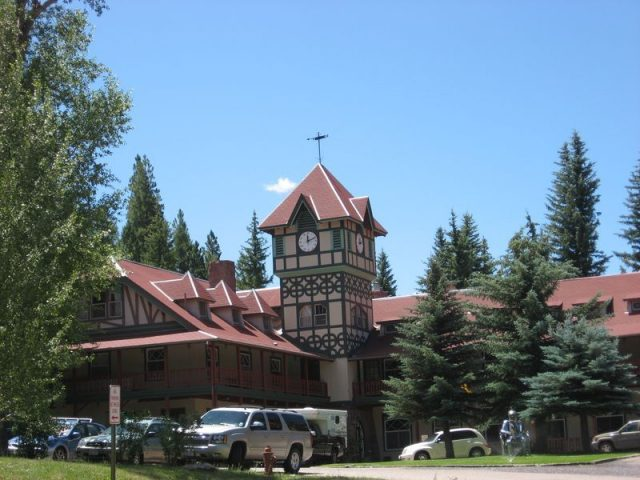 Redstone Inn Colorado Haunted