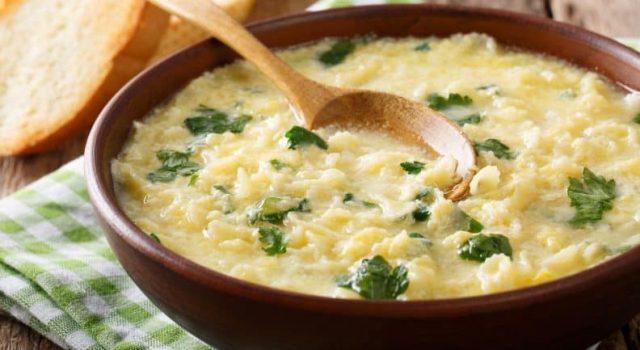 Scrambled Egg Roman Drop Soup Stracciatella Alla Romana
