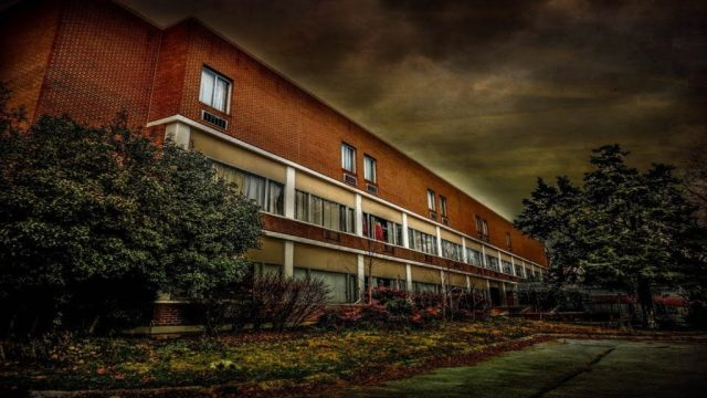 Tennessee Haunted House Old South Pittsburg Hospital
