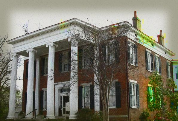 Tennessee Haunting Hotel At Hunt-Phelan, Memphis West