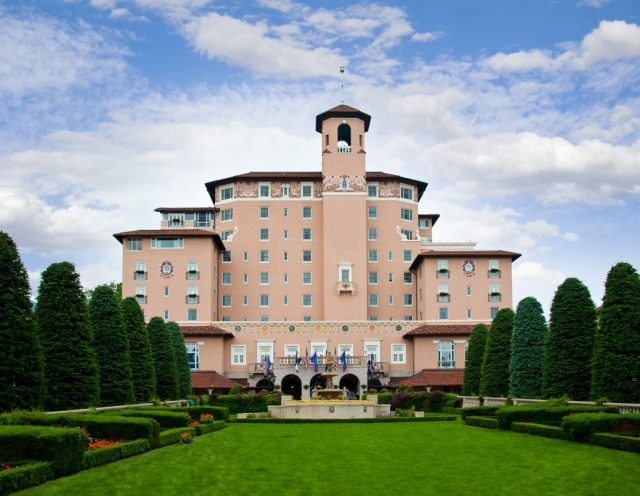 The Broadmoor Hotel Colorado Springs Haunted