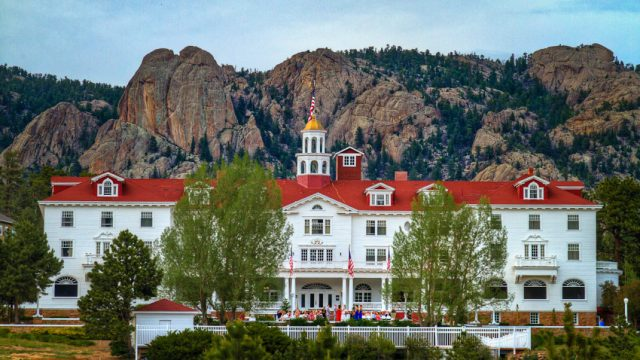 The Stanley Hotel Haunted in Colorado