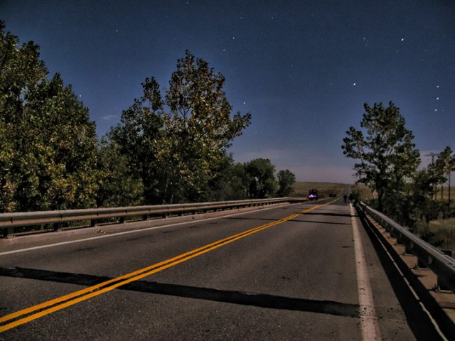 Third Bridge Haunted Roads in Colorado