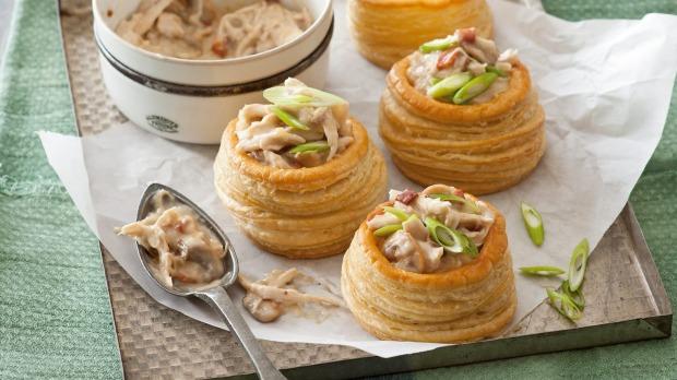 Vol-au-vent Famous Belgium Food