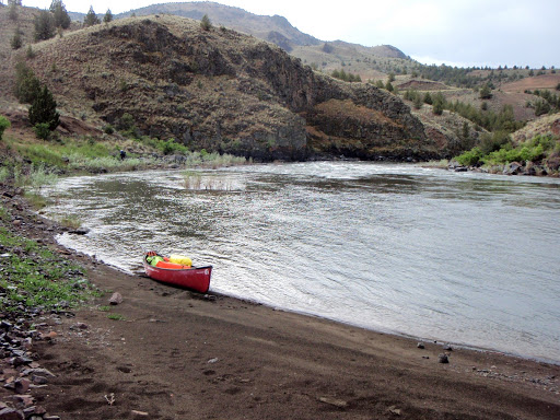 Burnt Ranch Beach for Free Camping Oregon