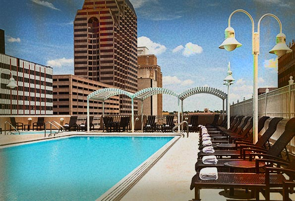 Crowne Plaza List of Haunted Hotels in San Antonio