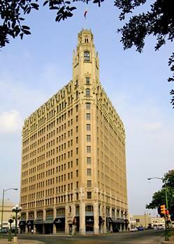Emily Morgan Haunted Hotel in San Antonio