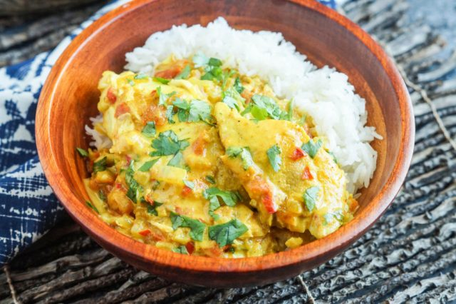Fijian-Indian Fish Suruwa – Fusion Curried Fish