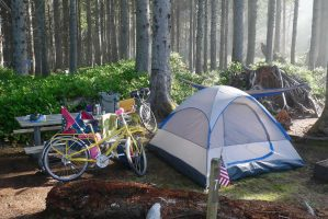 Free Camping Oregon