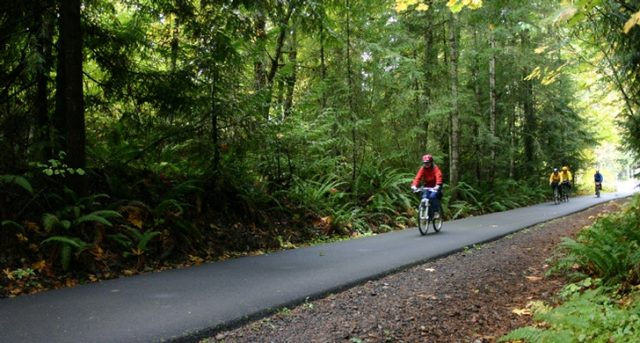 Free Camping Oregon Banks-Vernonia State Trail Park Camping