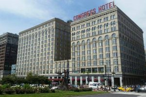 Haunted Hotels in Chicago