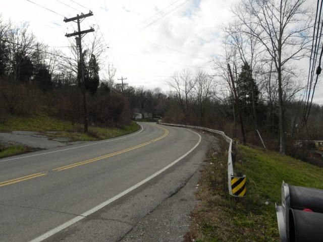 Haunted Places Ohio Dead Man's Curve, Bethel