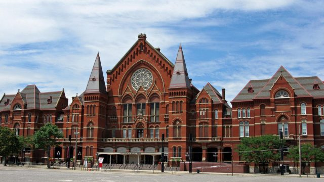 Haunted Places Ohio The Old Music Hall of Cincinnati