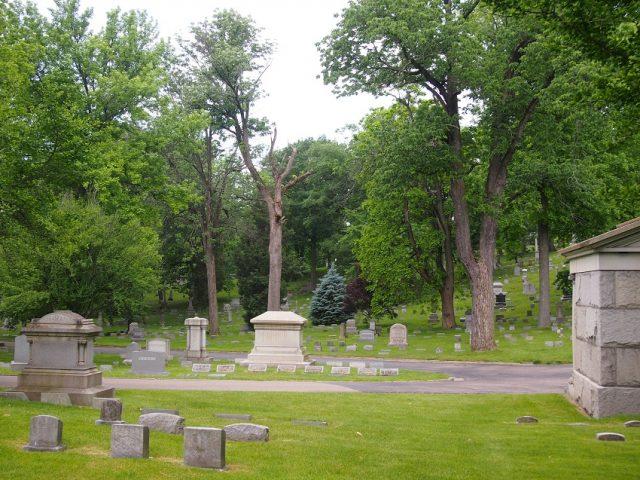 Haunted Places Woodland Cemetery, Dayton, Ohio