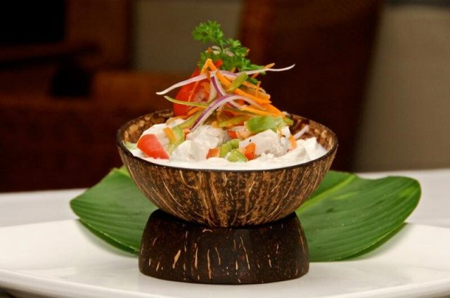 Kokoda Fijian Recipe – Traditional National Food of Fiji