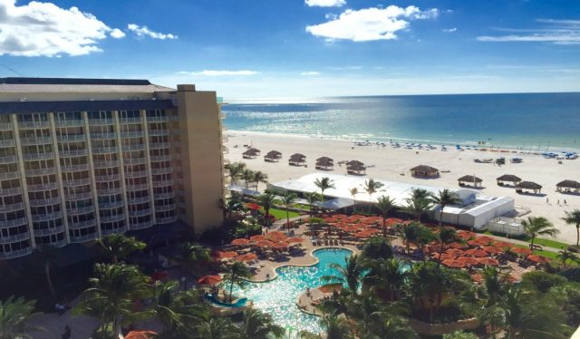 Marco Island Florida Christmas to New Year Eve in the Hotels